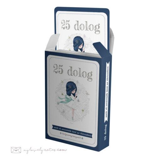 25 dolog amit el szeretnék érni az életemben