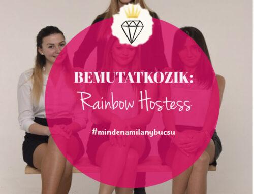 Bemutatkozik: Rainbow Hostess Ügynökség